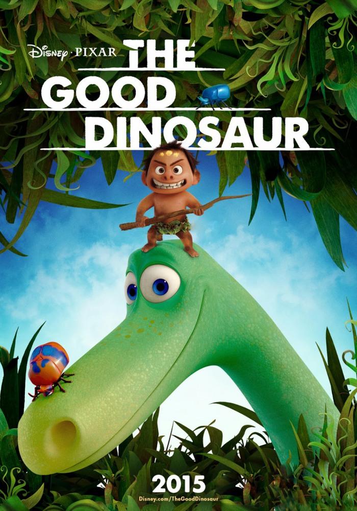 Постер к Хороший динозавр